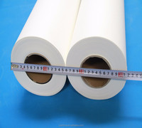 "63"" 72"" 100gsm sportswear application heat transfer paper roll"