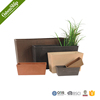 Planter/outdoor planter pot/20 years/new design/UV protection/25-100cm