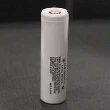 Factory supply Lots of 2250mah li-ion cgr18650cg mh12210 battery