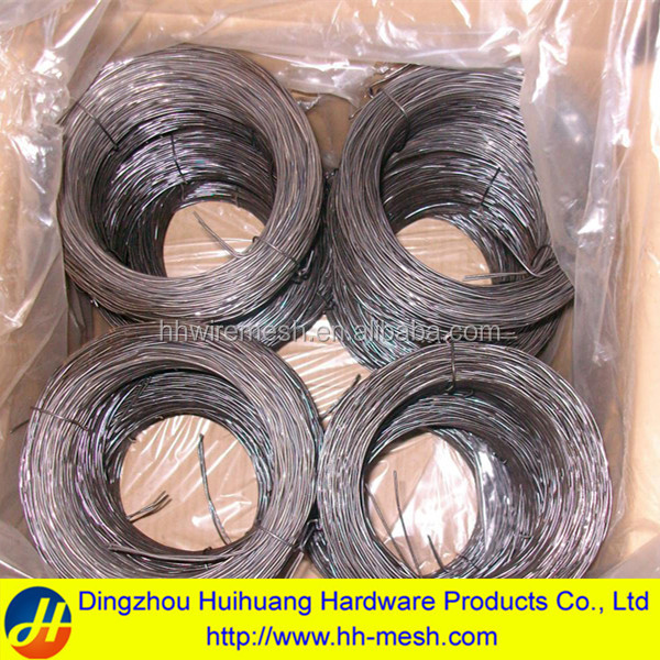 Black Annealed Wire Single and Twisted arame 18 torcido