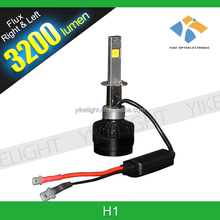 100% error free headlight h1 led canbus