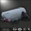 Widely export 3 axles bulk cement tank trailer with factory price