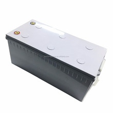 Multi functional 12.8V 200Ah LiFePO4 rechargeable battery for family full daily use Storage Batteries