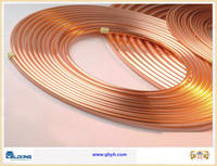 ASTM280 air conditioner refrigeration copper coil prices