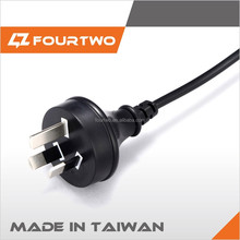 Taiwan supplier Australia dc adapter plug power cord cable for computer laptop