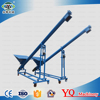 Industry small mini inclined spiral screw conveyor