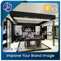 Top sales hair salon design cosmetic products shop furniture