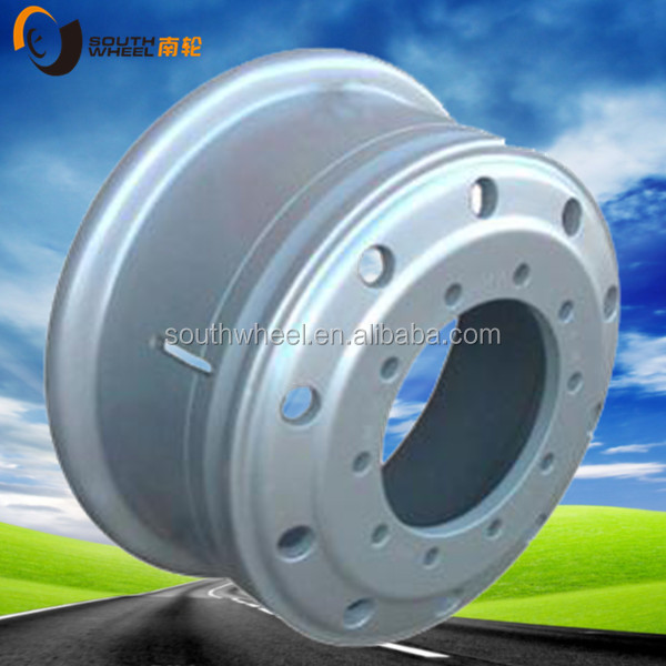 Heavy duty truck wheel for sale 8.5-24 for tyre 12.00-24