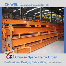High Quality The Components Of Steel Construction, H- Beam
