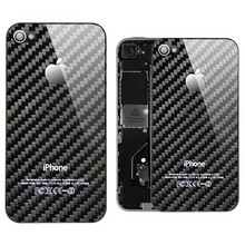 Wholesale High Quality For Iphone Carbon Fiber Cell-phone Shell