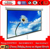 "100"" Fiberglass Interactive Touch Manual Fabric 3D Projector Screen for Home Cinema"