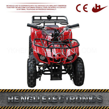 High quality 36V atv 500 4x4 atv cn moto