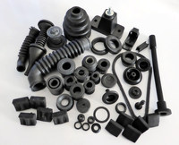 Custom Rubber Molded Products