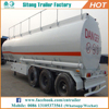 High Quality Oil Transportation Diesel Trailer
