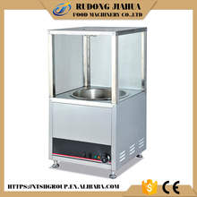 High efficiency vertical stainless steel automatic chestnut roaster machine (EB-260)