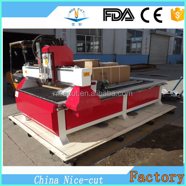 China Best Price 1325 CNC Router Wood Carving Machine / Wood Furniture Making CNC Router Machine
