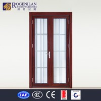 ROGENILAN-75 AS2047 customized flat teak wood modern main door frame designs