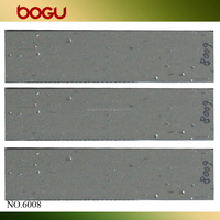 Exterior grey 60x240mm natural clinker tiles rustic flat finish wall tiles design China clinker tiles cheap price