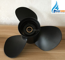 3 Blade Aluminum Alloy Marine Boat Outboard Propeller For Tohatsu Engine 35-50HP