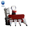 High efficiency lavender cutting machine and grass harvester machine for sale
