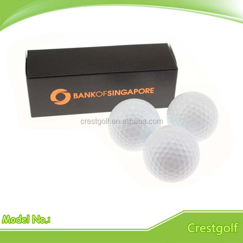Packed Tournament Golf Balls Tournament Golf Ball in Sleeves