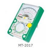 Protective Function Analog Multimeter - Null DCV