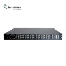 Eight channels mpeg2/mpeg4 SD encoder with Magnum Chip