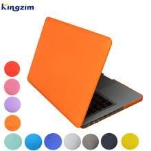 "custom plastic laptop case protect hard shell for macbook pro retina 13"" 15"""