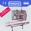 Keepac original machinery producer of mini doypack packing machine for premade performed pouch with ziplock standup 3 side seal