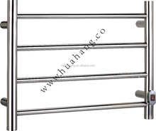 HUAHANG manufacture Wall Mounted type Electric Heated Towel Rack/Towel warmer/Cloth air dryer E0119C