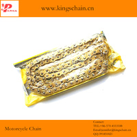 Motorcycle chain top quality with best price quenching single roller chain