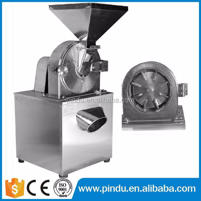 Industrial chilli black pepper grain food soybean cereal grinder grinding mill machine