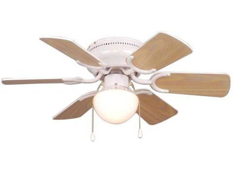 30 inches decorative ceiling fan
