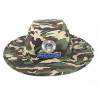 100% cotton us army cap military cap camouflage hunting cap
