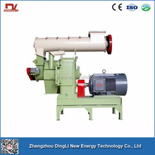 DLMXCX350 0.7t/h Small Agro Waste Paper Scrap Particle Machine for Agro Based Industries
