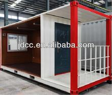 prefabricated movable container office ISO 9001-2000