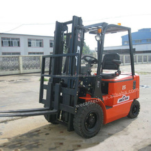 AC Motor Power Souce and New Condition mini electric forklift