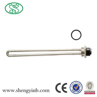 hot sale 220V customized instant immersion heater for electric water heater with sealing ring