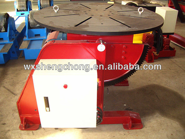 Small metal Welding Positioner 40T for sale