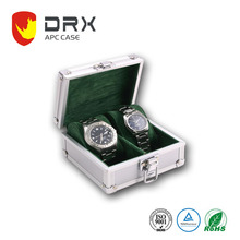Latest High Quality Customized Size Storage Carrying Aluminum Watch Case/Box