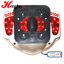 Vibrating blood circulation machine price Foot Massager With Infrered Heating as seen on tv 2016
