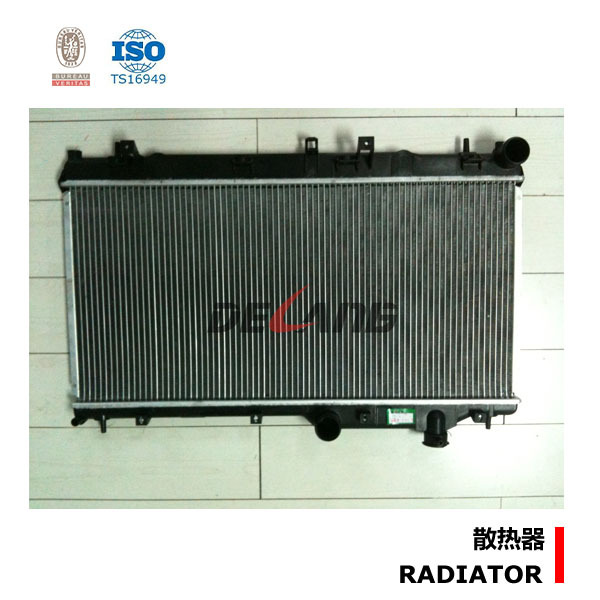 Auto Radiator Manufacturer in Shanghai for SUBARU IMPREZA 2.5 STI (08-09) (DL-B294)