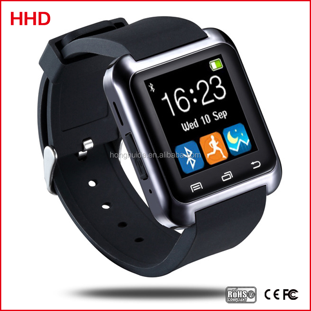 U8 smart watch phone bluetooth touch screen wrist watch phone