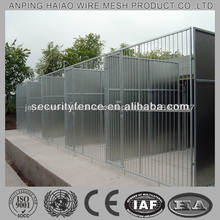 2014 new style high quality cheap large dog fences ( 10 year factory with ISO & CE)