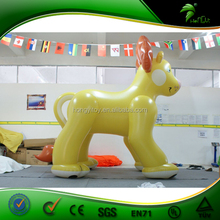 Inflatable Lion Mascot / Customized Inflatable Lion For Event / Inflatable Advertising Lion Balloon