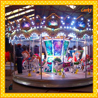 New Attractive Hot Selling Playground Carousel