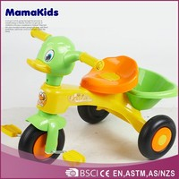 wholesale 2015 popular gift cheap plastic baby ride on cars with push handle