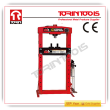 With CE Certificated 30ton Hydraulic Shop Press With Gauge