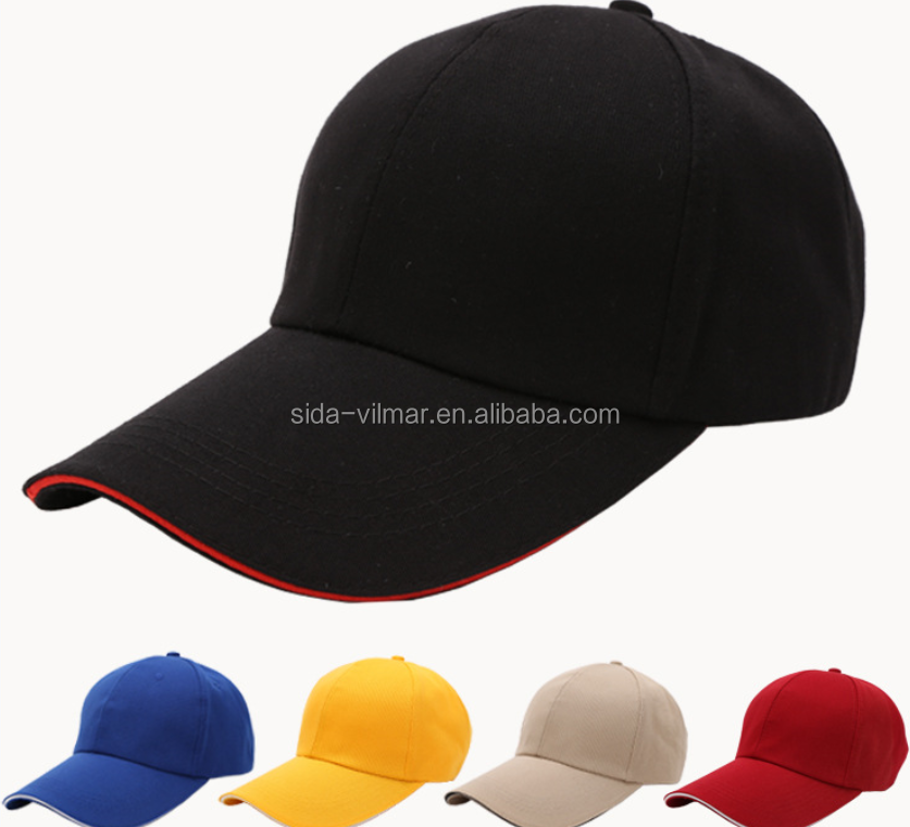Solid Color Running Hiking Jogging Outdoor LED <strong>Cap</strong>