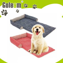 Comfortable Feel Factory Directly Soft Handmade Dog Bed
